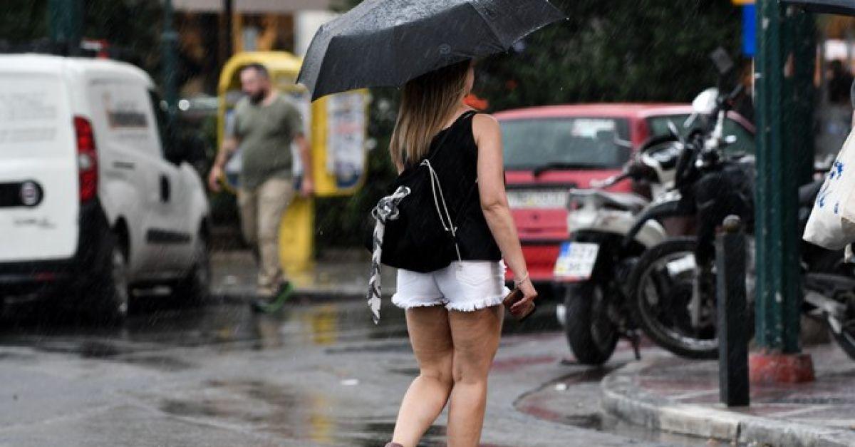 Τοπικά ισχυρές καταιγίδες στα κεντρικά και βόρεια - Υποχωρεί η θερμοκρασία: Νεφώσεις και αστάθεια σε Αθήνα και Θεσσαλονίκη το επόμενο διήμερο. Η πρόγνωση του καιρού από τον διευθυντή της ΕΜΥ Θοδωρή Κολυδά μέχρι και την Τετάρτη 8/7. dlvr.it/RZwWg0 #καιρός #weather
