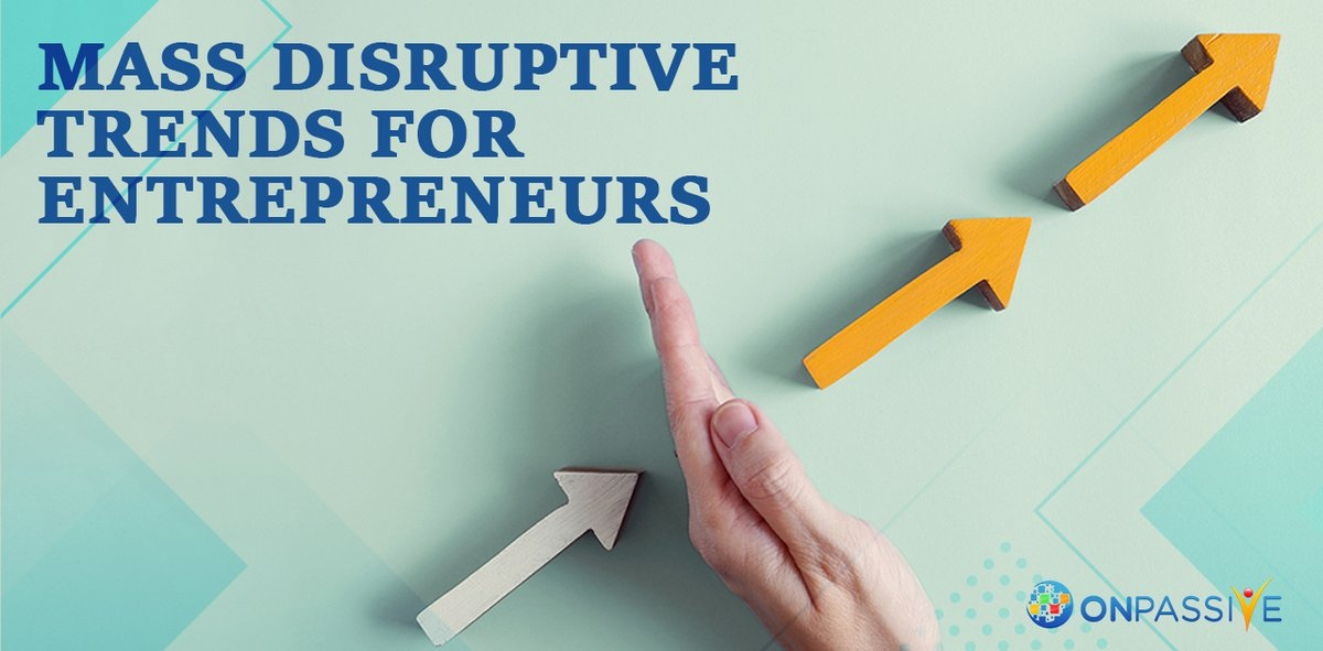 Machine Learning: Tech-trends that are Reshaping #Entrepreneurship  How does #machinelearning leverages #entrepreneurs to solve on-demanding problems?  Click here to know more:  https://t.co/1pFlI5D1M4  #ONPASSIVE #Business #AItrends #Machinelearningstrategies #Ecommercebusiness https://t.co/9djoUwZHM4