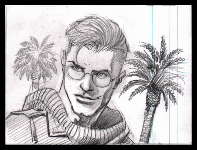 Last Peter Parker Noir of the day.
