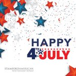 Image for the Tweet beginning: Wishing all a Happy 4th