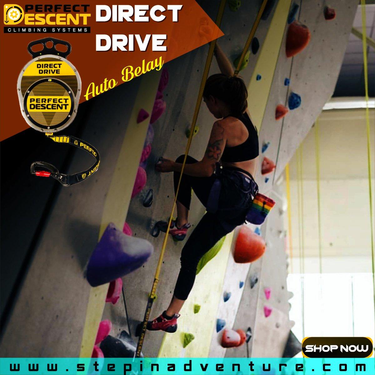 Direct Drive Auto Belay  Perfect Descent Climbing Systems https://bit.ly/2YXtMv2 .#rockclimbingwall #leadclimbinggoals #speedclimbing #speedclimber #leadclimber #climbersofindia #climbernation  #puneclimbers #climberscommunity #mountainclimbers #climbinggym #indoorclimbingpic.twitter.com/6tRffnrMuf