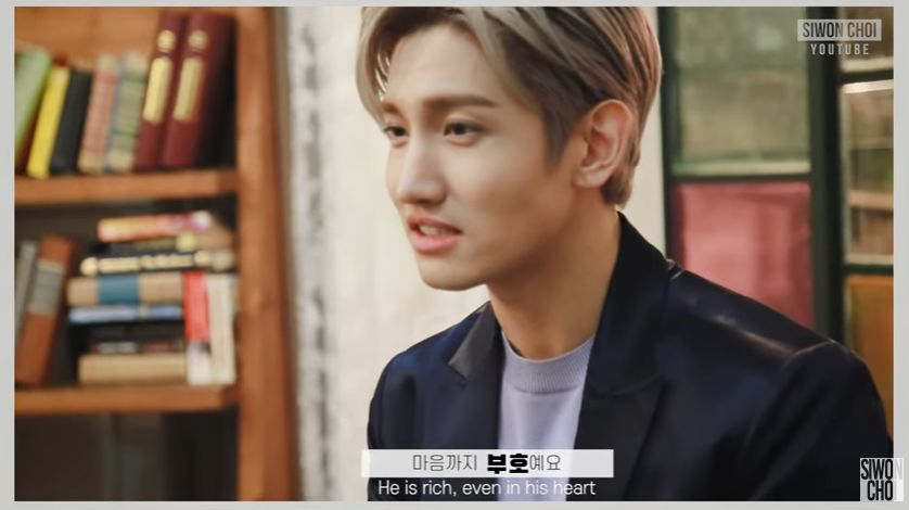 Gorgeous, miss you! @TVXQ