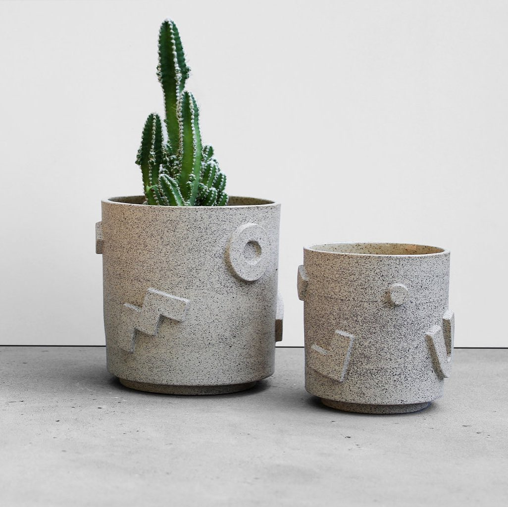 Love the play with shapes on these #planters by @notworkrelated_.   Visit: http://www.mesmerized.it  #product #productdesign #industrialdesign #innovation #moderndesign #designinspiration #designspirationpic.twitter.com/M9l8m4tgHI