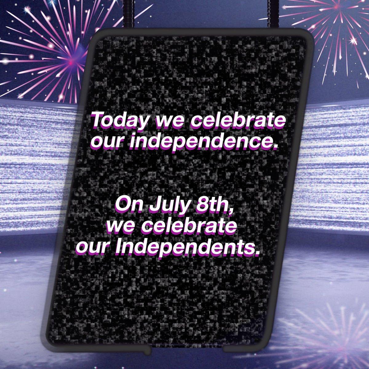 Dare we say July 8th could also be revolutionary?  #rarediseaseawareness #daretothinkrare #raredisease #filmfestivals #undiagnoseddiseases #geneticresearchpic.twitter.com/ALPC30WX0i