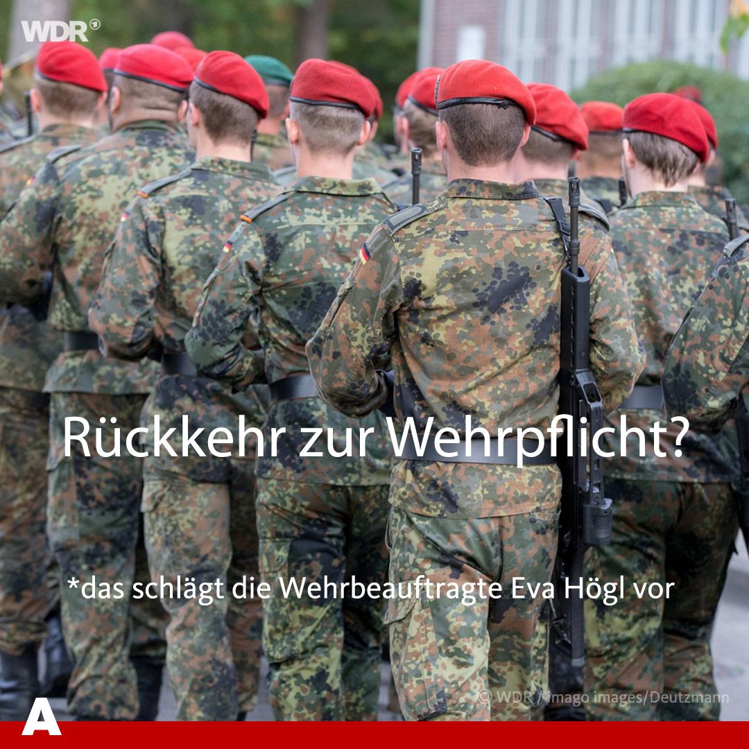 #Wehrpflicht