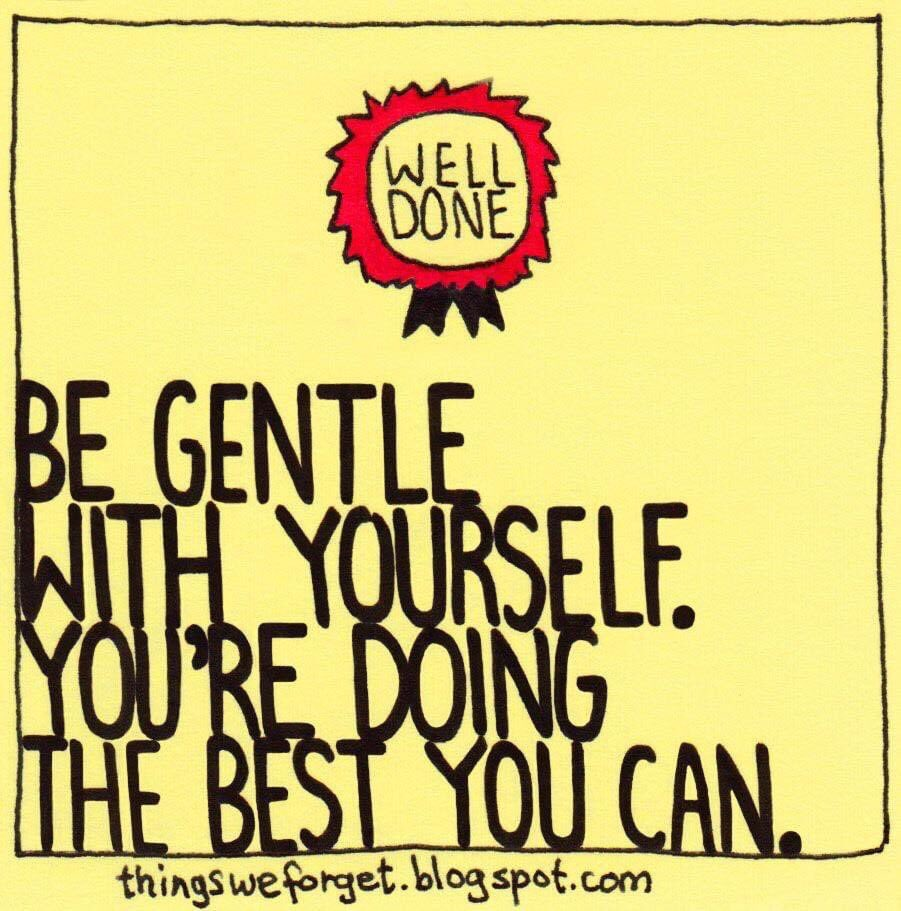 We are all doing the best we can with what we know. #SelfCareSaturday <br>http://pic.twitter.com/C0XL6r94hq