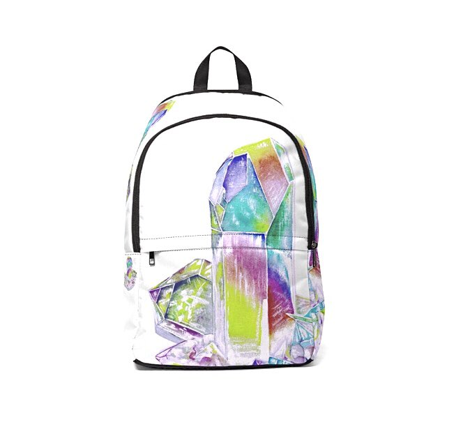 Mochila  multicolor unisex backpack white multicolor quarz , sports accessory, bag,studios, bag, wallet, made to order, watercolor …http://illustration.miyoarte.patternbyetsy.com/listing/817316…pic.twitter.com/4JKjaynG30
