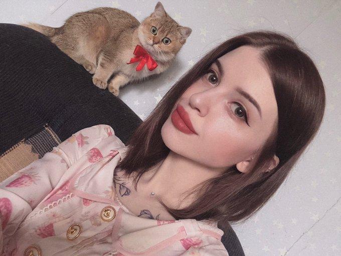 я и кошка Миса https://t.co/REfzQqsO1s