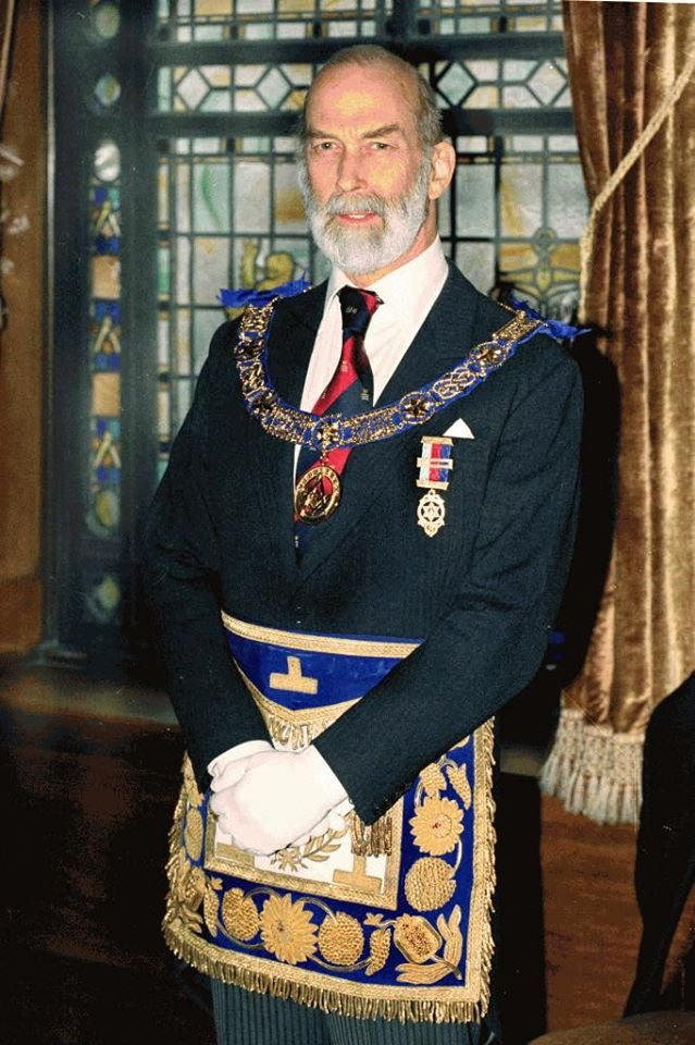 Happy birthday to HRH Prince Michael of Kent from all at