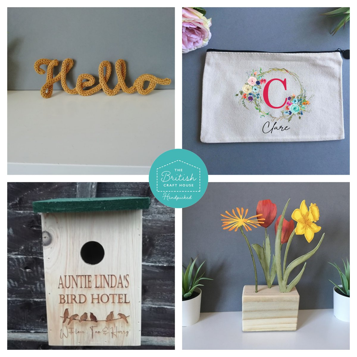 Have you seen this shop yet by fredandbo  So many great ideas & it's Bronnach's birthday today too! 🎂 #tbch #handmade #giftideas
