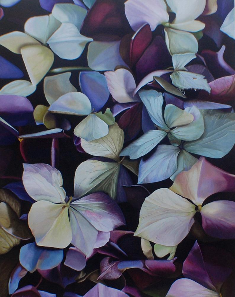 One of my latest, purple hydrangea flower in acrylics http://dld.bz/hTMj5pic.twitter.com/z4N74yKu6v