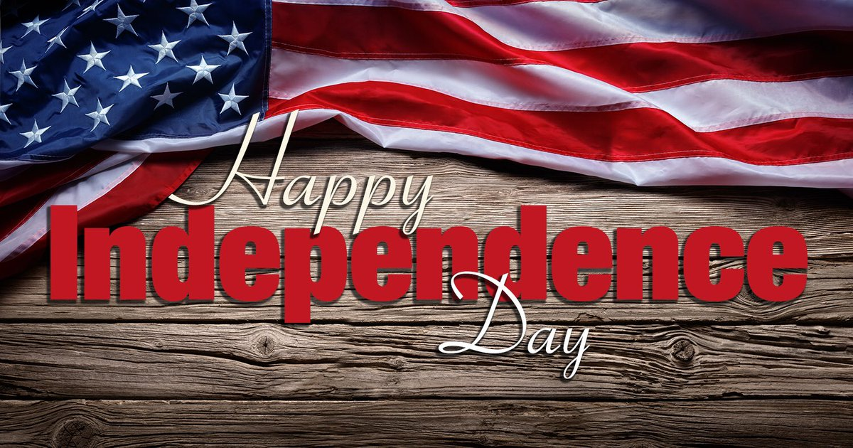 May you have a safe and happy 4th of July! 'From every mountainside, let freedom ring.' - MLK