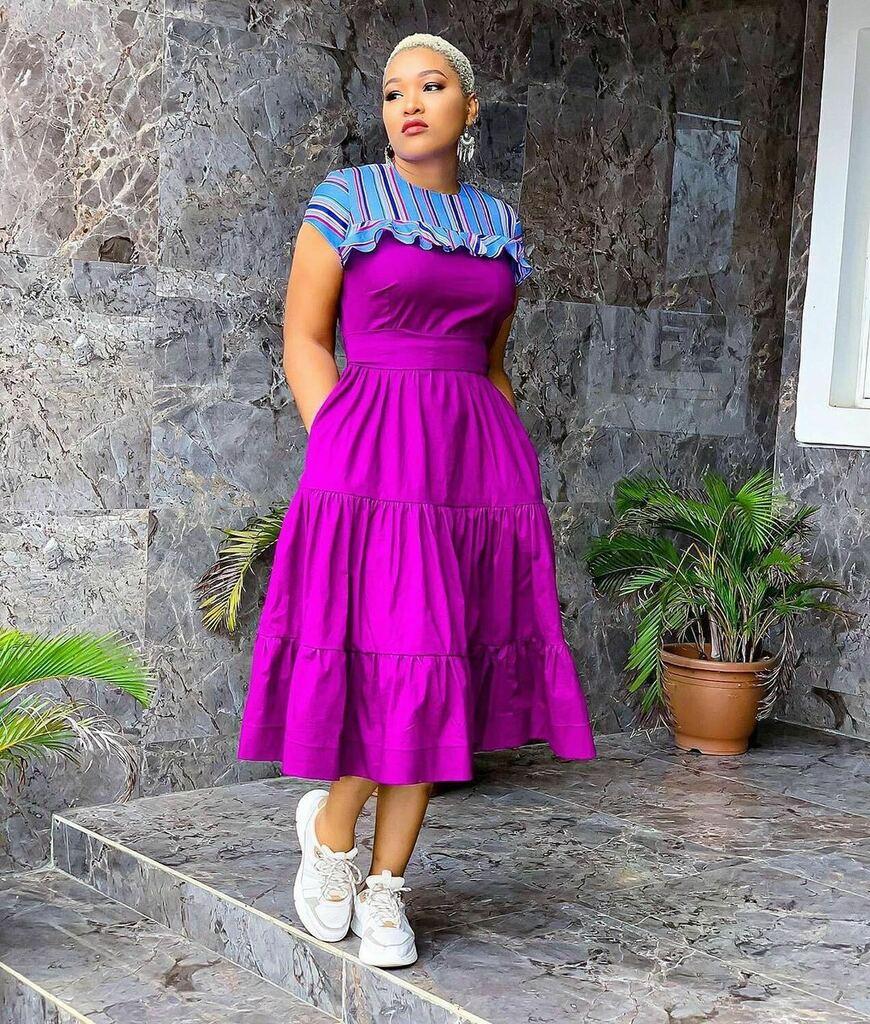 CANDY doll dress   Make it easy and charming    Available at @__rajuu__  . . Price ~~ #20,000 Shop Rajuu  . . #womenfashion #fashion #style #womenstyle #fashionblogger #fashionista #women #instafashion #onlineshopping #ootd #fashionstyle #menfashion #lagosbusiness…pic.twitter.com/lXftyPQvHc