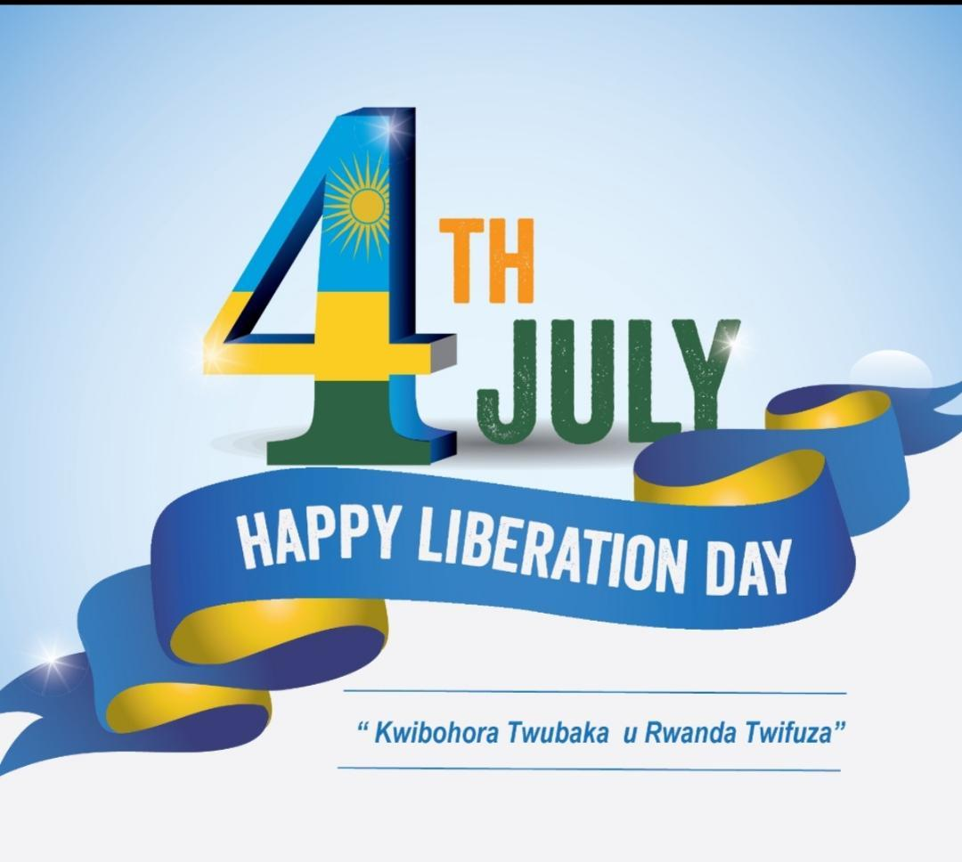 #Kwibohora26 #LiberationDay26 by @rpfinkotanyi under a special #leadership of @PaulKagame in a special country, #Rwanda,in a special situation, #Genocide against #Tutsi, but now our country has changed & forever, Glory to #God!  #RwOT https://t.co/ypM5fv2MZh