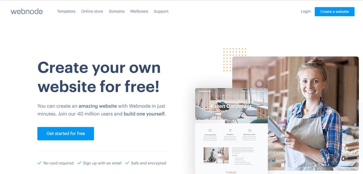 Webnode Review 2020: Ultimate Website Builder (TRUTH) (Pros & Cons)  http:// dlvr.it/RZwkkm    <br>http://pic.twitter.com/lrcNe5Ftng