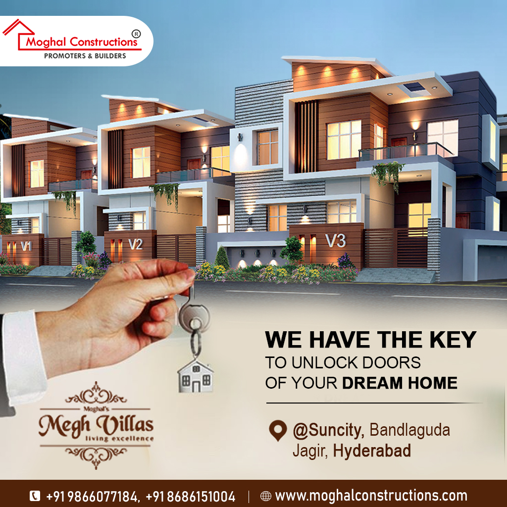 We have the key to unlock doors of your DREAM HOME. Reach to us at https://t.co/sTyck0UFVc or, Call us @ +91 9866077184, +918686151004. #Villaplotsforsale #DreamHome #Plots #Contructions #Suncity #NewHome #LuxuryRealEstate  #Realestate #RealestateAgent #BandlagudaJagir #Hyderabad https://t.co/o5uQseSnx5
