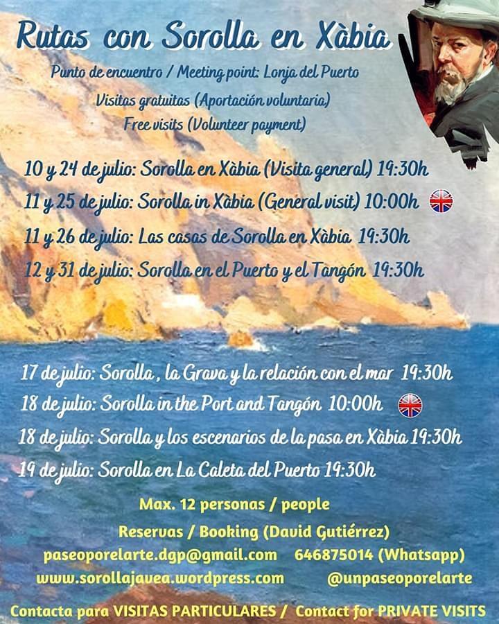 Descubre #Javea #Xabia a través de los ojos de #JoaquinSorolla #Sorolla #SorollaJavea #VisitaGuiada #FreeTour #Arte #Art #HistoriaDelArte #ArtHistory #Cultura #Culture #Educacion #Education #OcioJavea #ConocerJavea #Turismo #Turism #MarinaAlta #Alicante #Valencia https://t.co/qbrV89i2Or