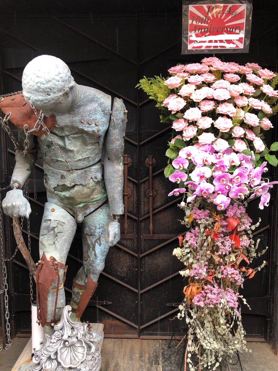 #flower #design #art #インテリア #エクステリア #神戸元町 #神戸花屋 #spiralflowerdesign https://t.co/sE8UY8K5I0