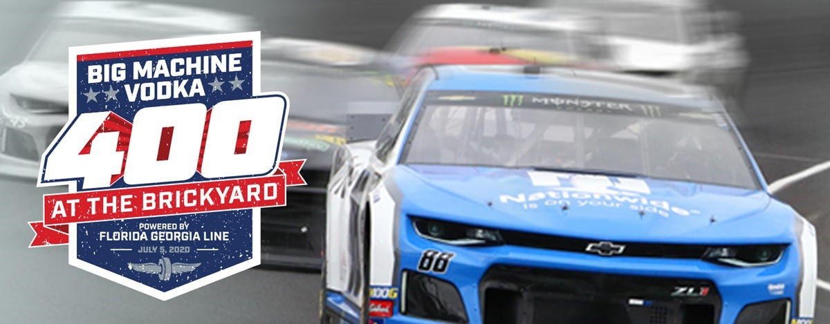 2020 Big Machine 400 #NascarCup Series - #BigMachine400 Race Tomorrow Afternoon @ 4:00 PM ET from #IndianapolisMotorSpeedway, The Head to Head Matchups Odds will be Posted Tomorrow Stay Tuned! - https://t.co/nELkkelWp3 --- #indie #Skillz #unity #games #Touchdown #Esports #TikTok https://t.co/T2R7okFBbo