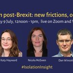 Image for the Tweet beginning: 12pm, THURS 9 JULY  For