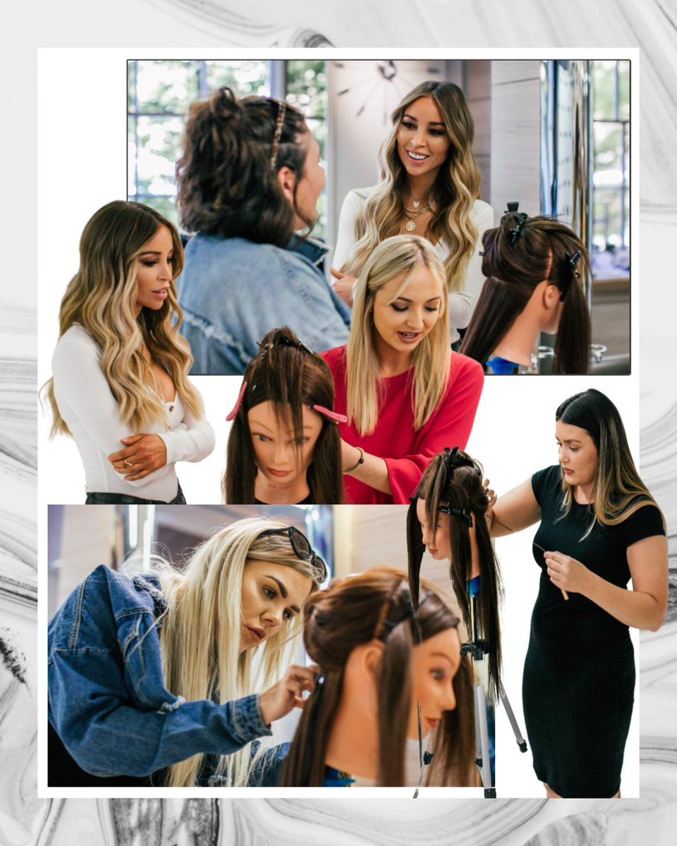 🚨Hair Rehab Academy, hit us up on DM if you would like our lovely trade team to get in touch to talk you through the event 💋  #hairrehablondon #extensions #behindthechair #potd #instagood #love #instalove #beauty #education #training #underthehood