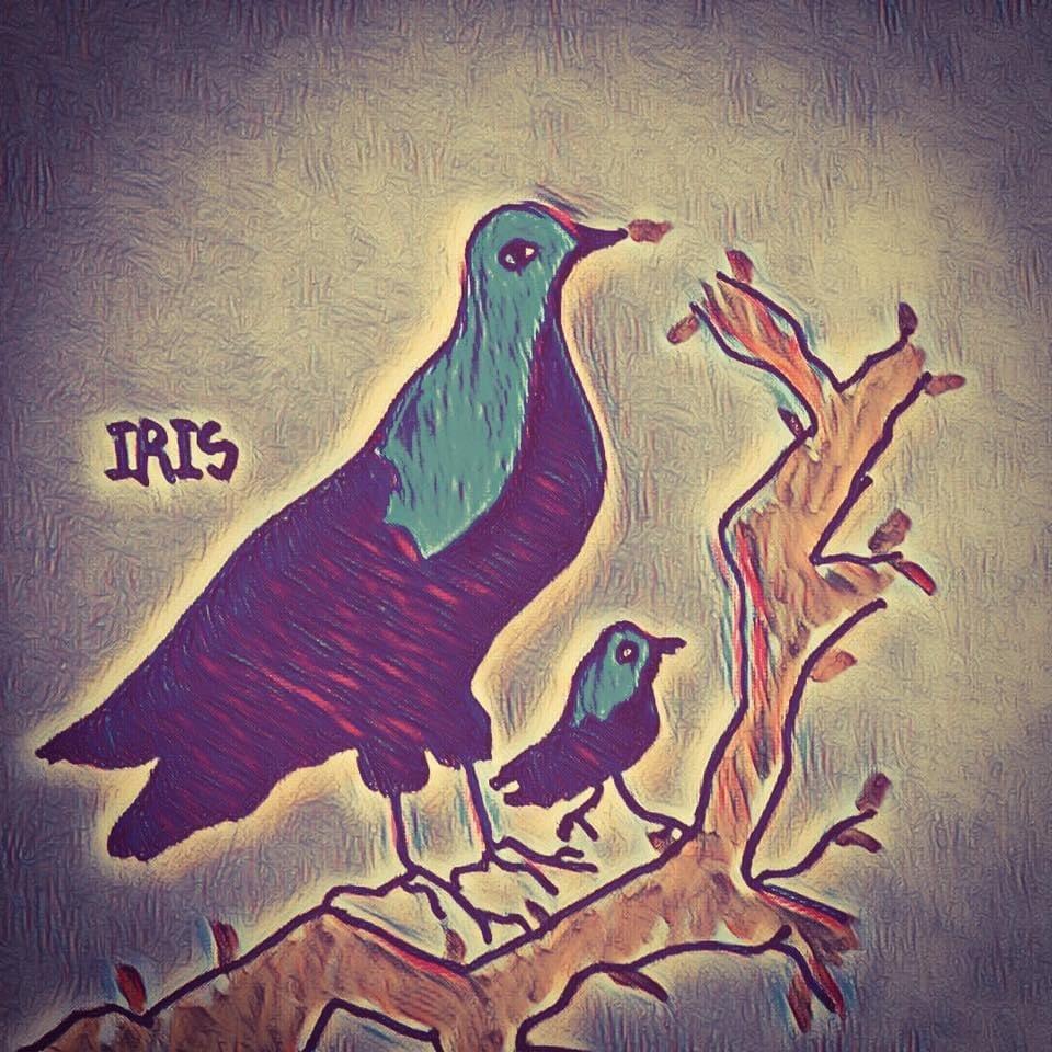 Love ❤️ Need Two, painted by @IRISUNART #irisunart #art #artistic #artist #arte #artsy #arts #painting #paintings #paint #watercolor #watercolors #instartist #instalove #instalike #galleryart #onlinegallery #fineart