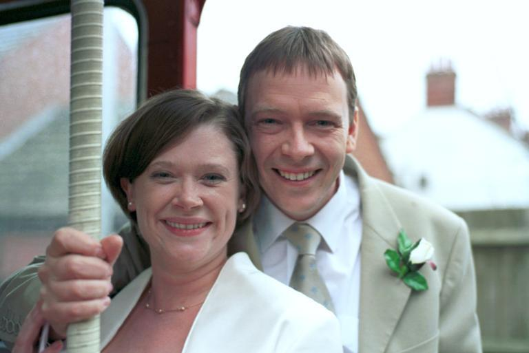 On this day 1999: The wedding of Posh and Becks.