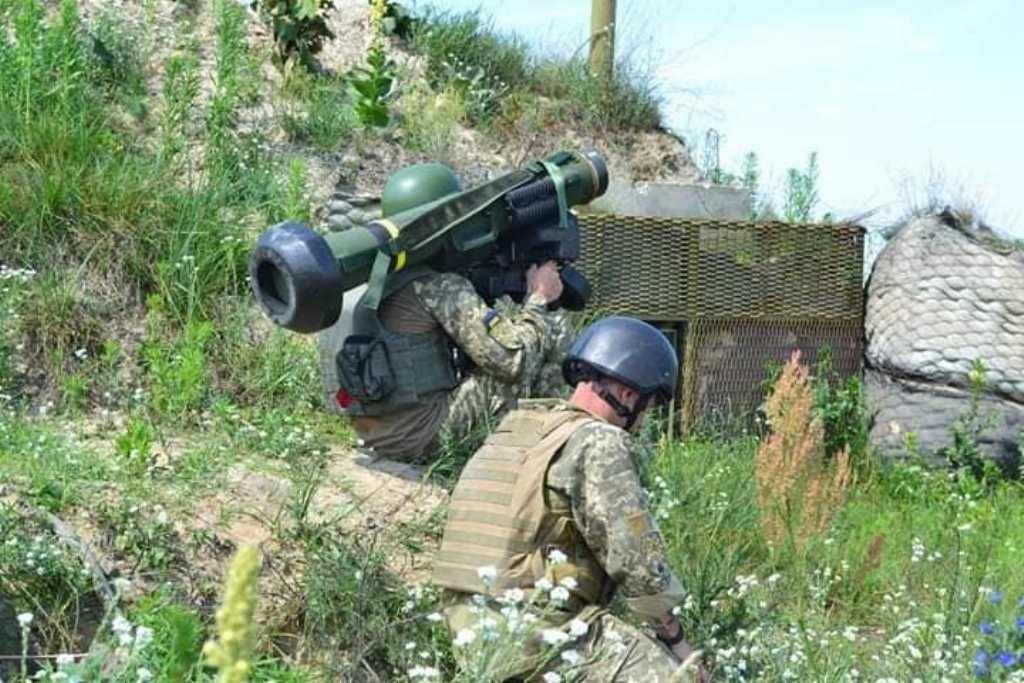 Ukrainian-Javelin