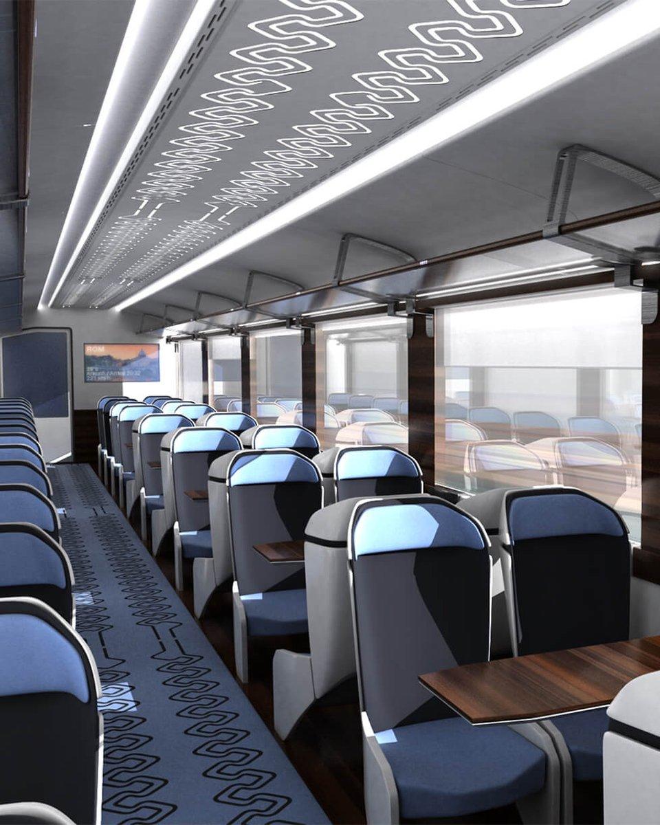 One of our many feasibility studies: interior of a high speed train. . . . #designer #moderntram #productdesign #rendering #transportationdesign #tramdesign #traindesign #conceptdesign #newdesign  #transport #design #designideas #industrialdesign #industri https://www.doellmann.at/portfolio-item/train-interior-concept/…pic.twitter.com/9T98bhWfas