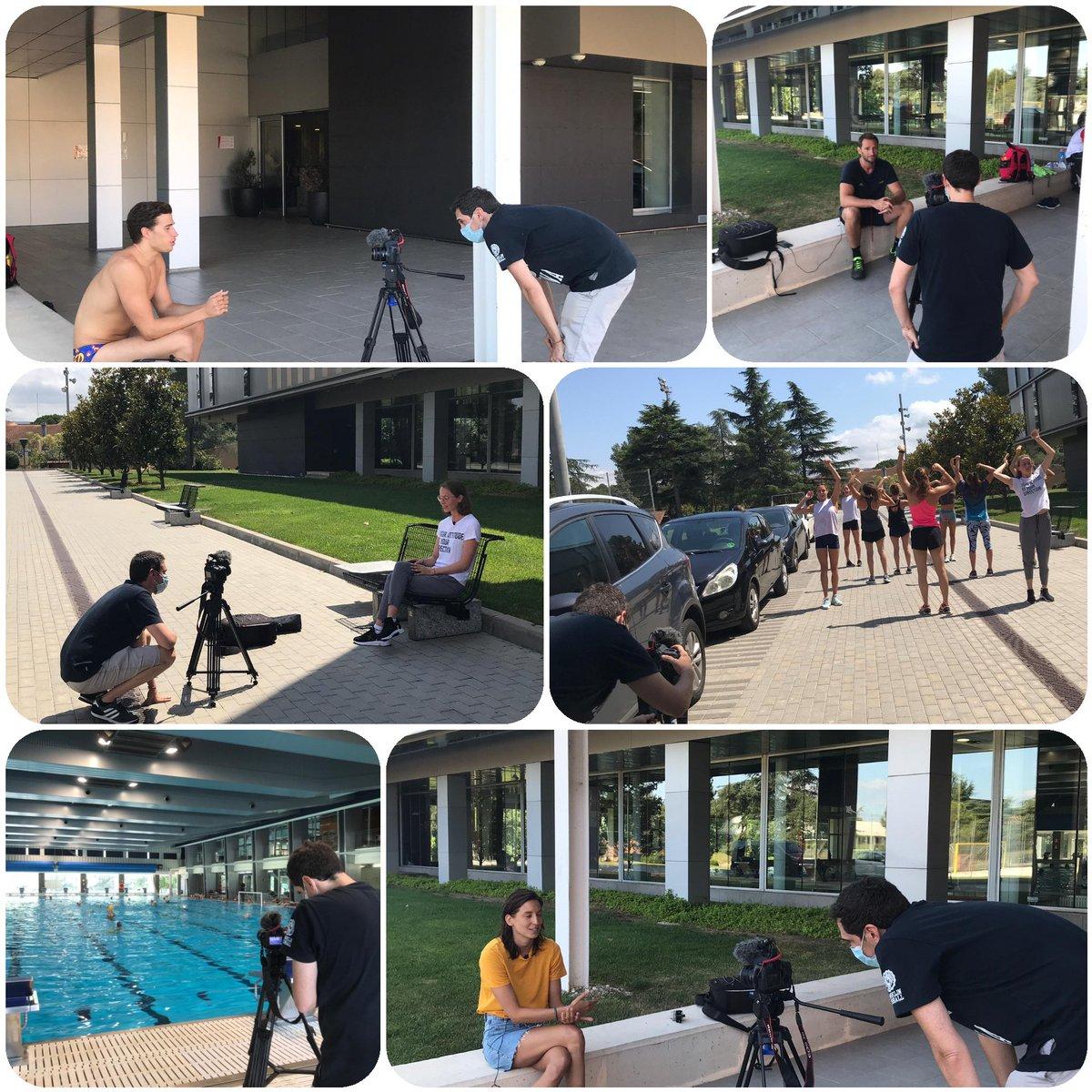 Preparant el proper #zonaUFEC #natació #waterpolo #natacióartística 👏🏼🔝👏🏼🔝👏🏼  @UFECcat https://t.co/SvH4Z2NpL7