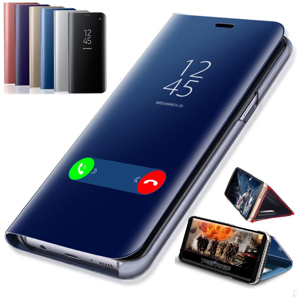 Smart Mirror Flip Case For Samsung Galaxy S8 S9 Plus S7 Edge S6 Note 9 8 5 A3 J7 J5 2016 A6 A8 J4 J8 J6 2018 A3 A5 2017 Cover   #toys #kids #clothing #jewelry #menfashion #necklaces #womenshoes #meenishoppic.twitter.com/LqcvdjH0jg