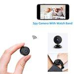 Image for the Tweet beginning: Spy #Camera Hidden Wifi,AOBO Smallest