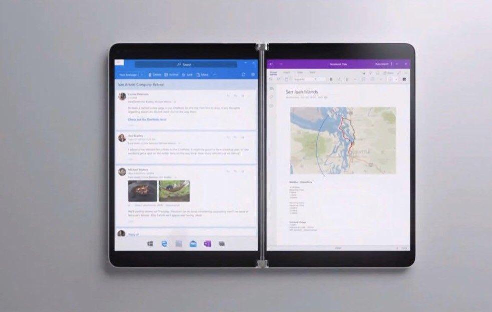 А как вообще поживают Surface Neo и Surface Duo от Microsoft? Нашли своего покупателя? 🤔...