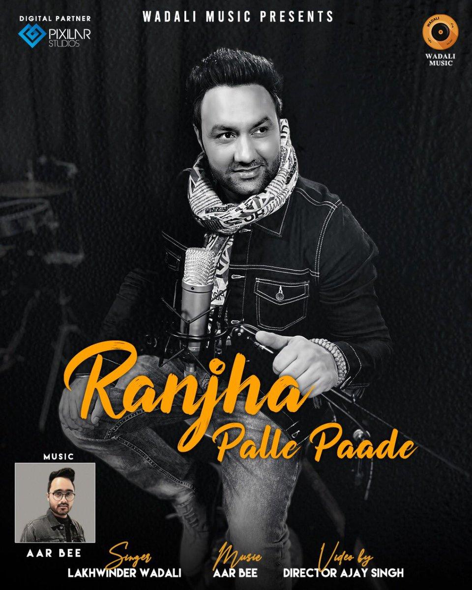 """Ranjha palle paade"" Tomorrow will be released on Wadali music stay tuned. Tnx 🙏   #lakhwinderwadali #sufimusic #thewadalis #folkmusic https://t.co/H5einRiDbc"