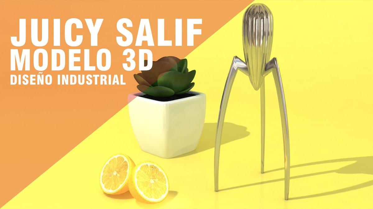 Nuevo video en el canal Link en la descripción The juicy salif modelo 3d. Comparte y suscribete si gusta.  #render #industrialdesign #diseñoindustrial #tuto #art #aluminio #crafts #YouTube #live #channel #design #diseño #3dmaxpic.twitter.com/PedASWGKxP
