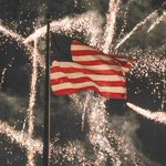 Image for the Tweet beginning: Happy July 4th | Independence