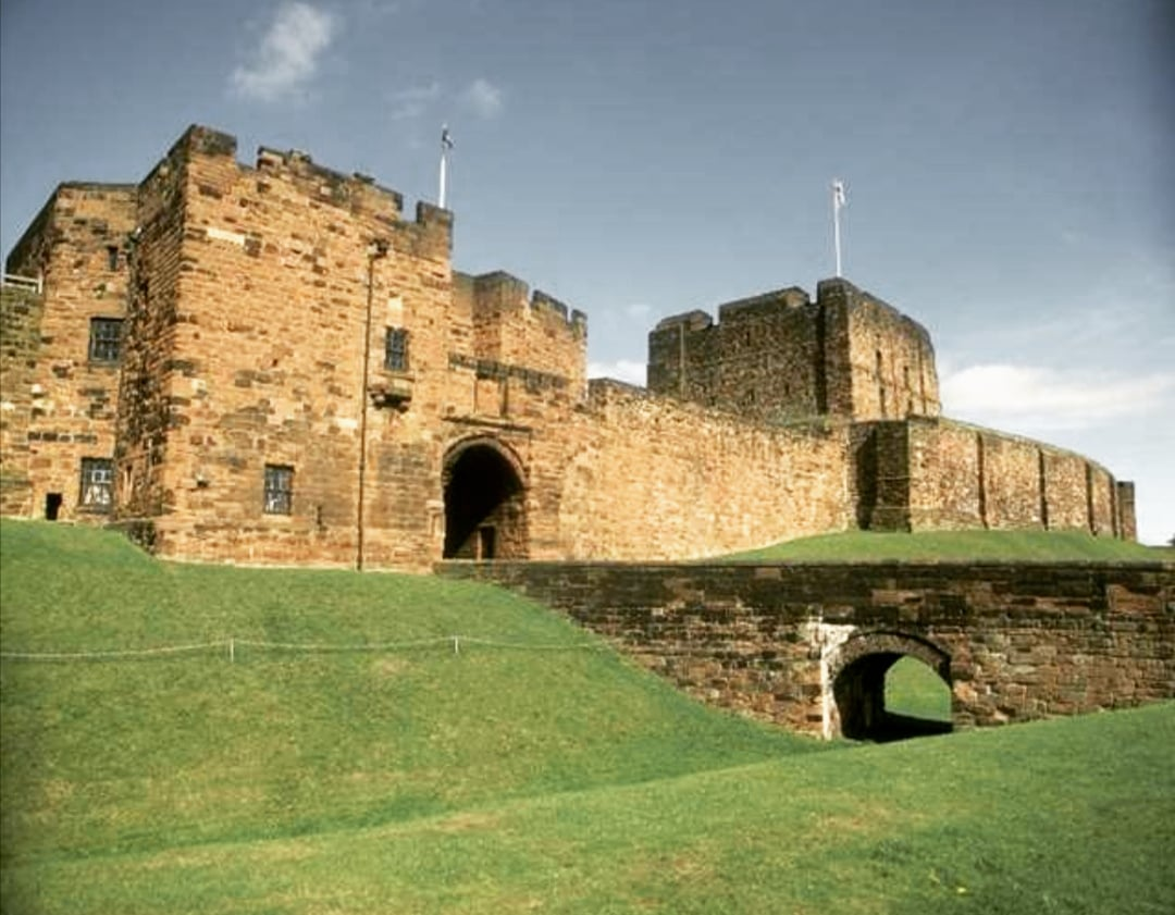 A delivery to #carlisle means you get to see a real life #castle   #NorthEast  #hebburn #jarrow #sunderland #southshields #northumberland #durham #gateshead #ashington #morpeth #boldon #southtyneside