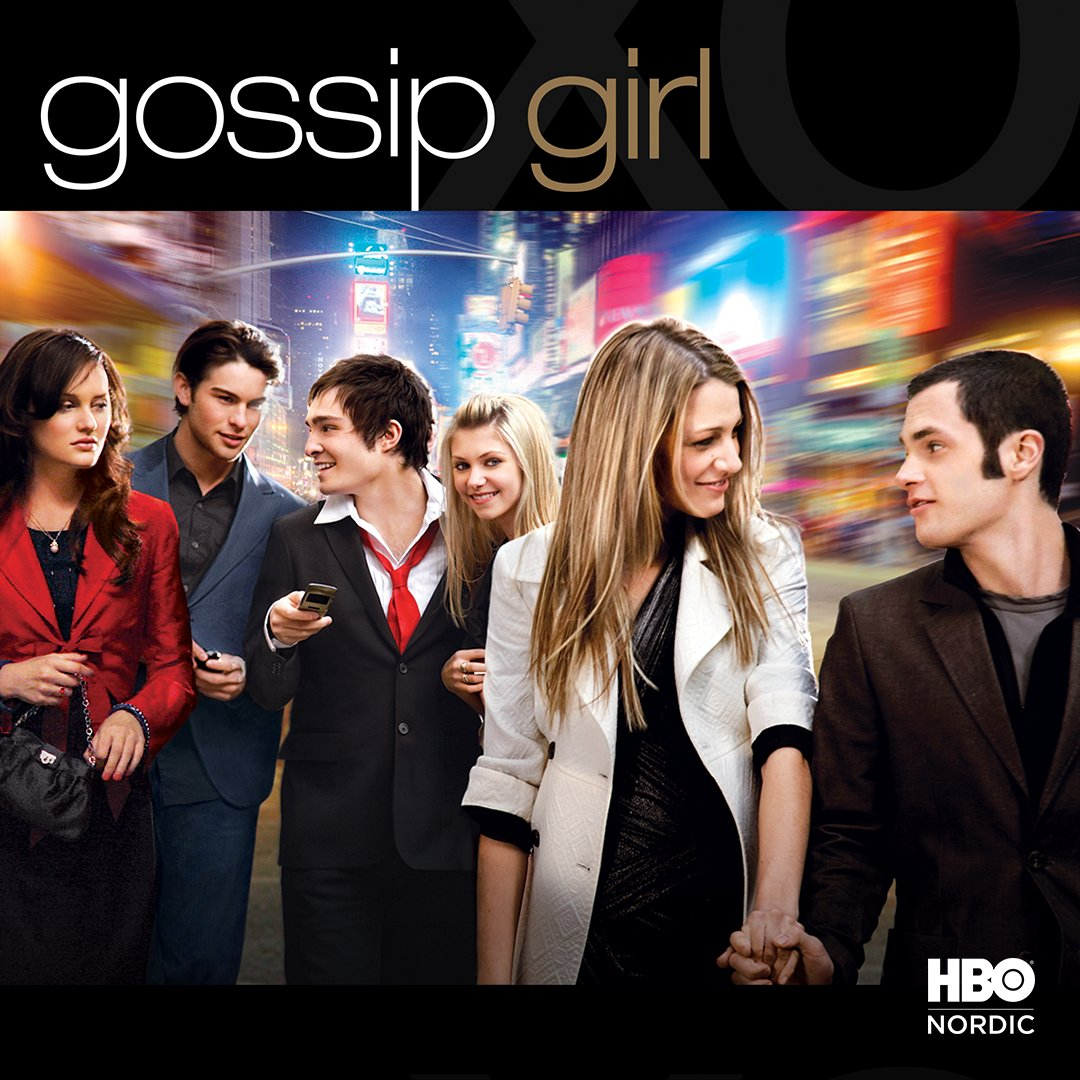 Best #GossipGirl character and why: GO.