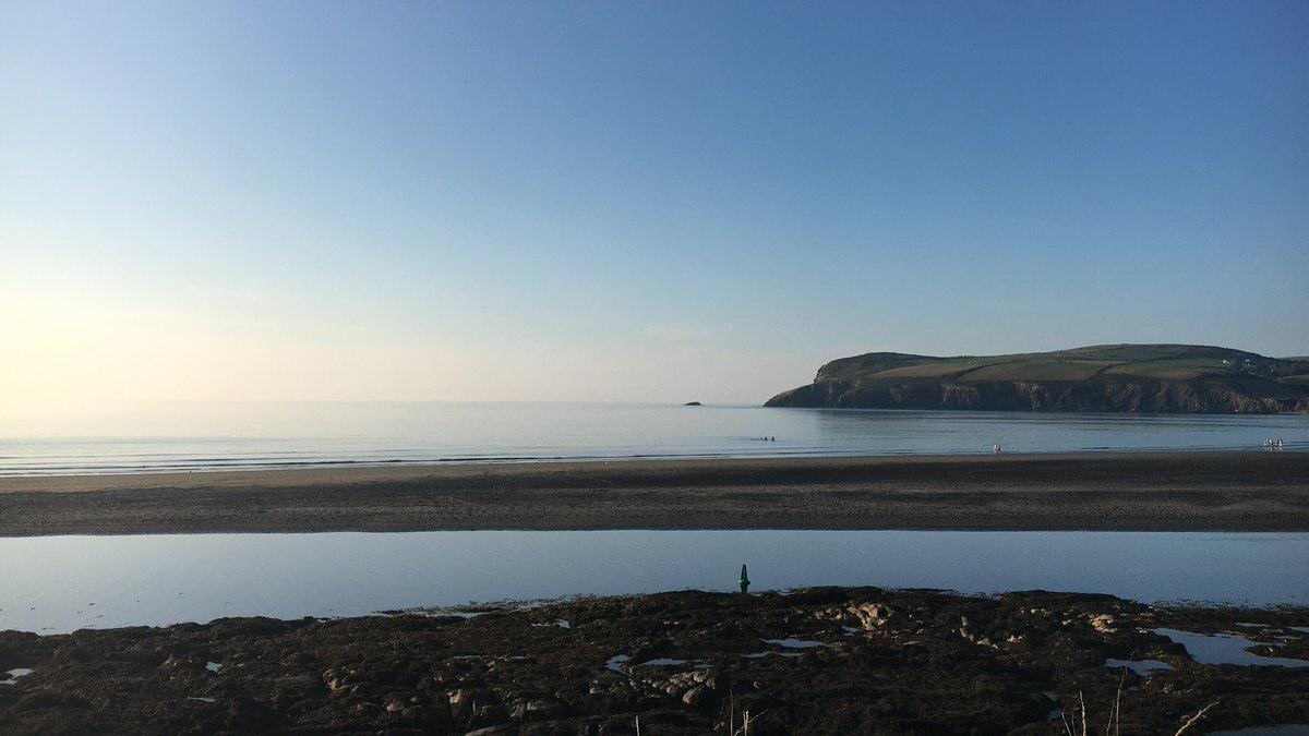 Newport Pembrokeshire. Looking forward to seeing this very soon 😀 #BENPC