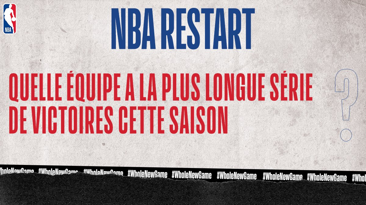 💡 NBA RESTART   #WholeNewGame https://t.co/BuRkcR46cd