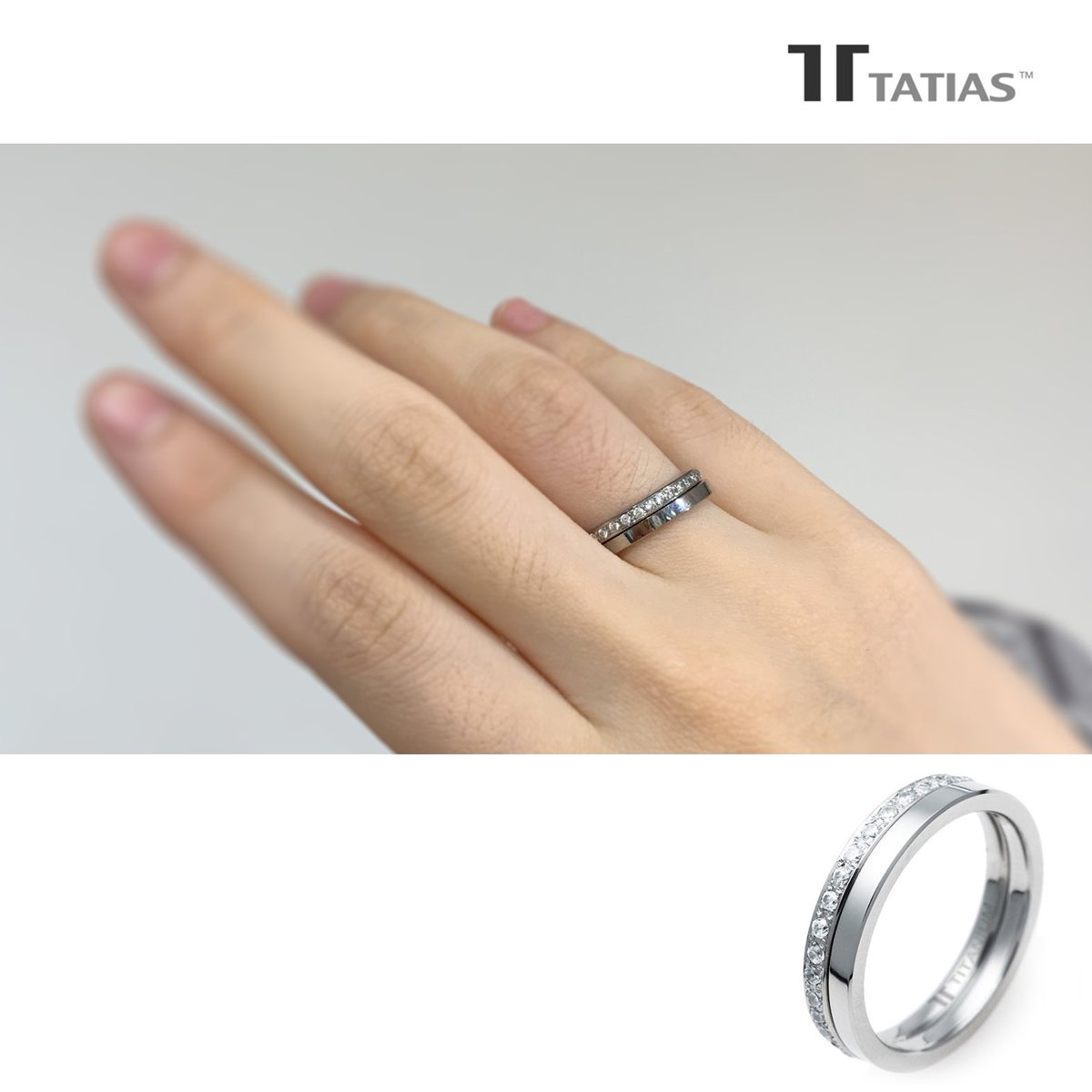 Titanium Ring T-876  Titanium has very strong and light properties and has no corrosion or discoloration, so it does not change even when touched by seawater.  Visit our website for more informations. https://en.tatias.com/product/t-876/2121/?cate_no=78&display_group=1…  #TATIAS #CoupleRing #TitaniumRing #Ring  #dailylook pic.twitter.com/o7BDHV4YBH
