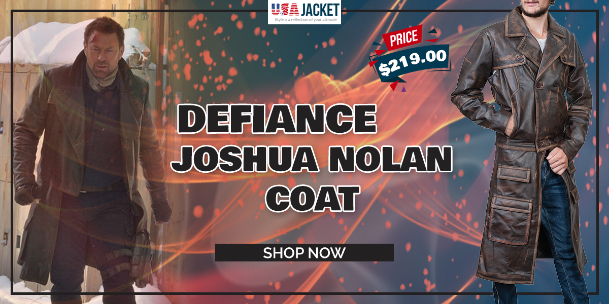 New Arrivals Defiance Joshua Nolan Coat Click Here: https://bit.ly/3gnLDRI  Follow us, Like and Rt To Get Free #TShirt #shoppingaddict #Defiance #Mensfashion #Menswear #Style #ordernow #Happy4thofJuly #AllCountriesMatter #SaturdayVibes #Discountspic.twitter.com/GI4nN4xIUY