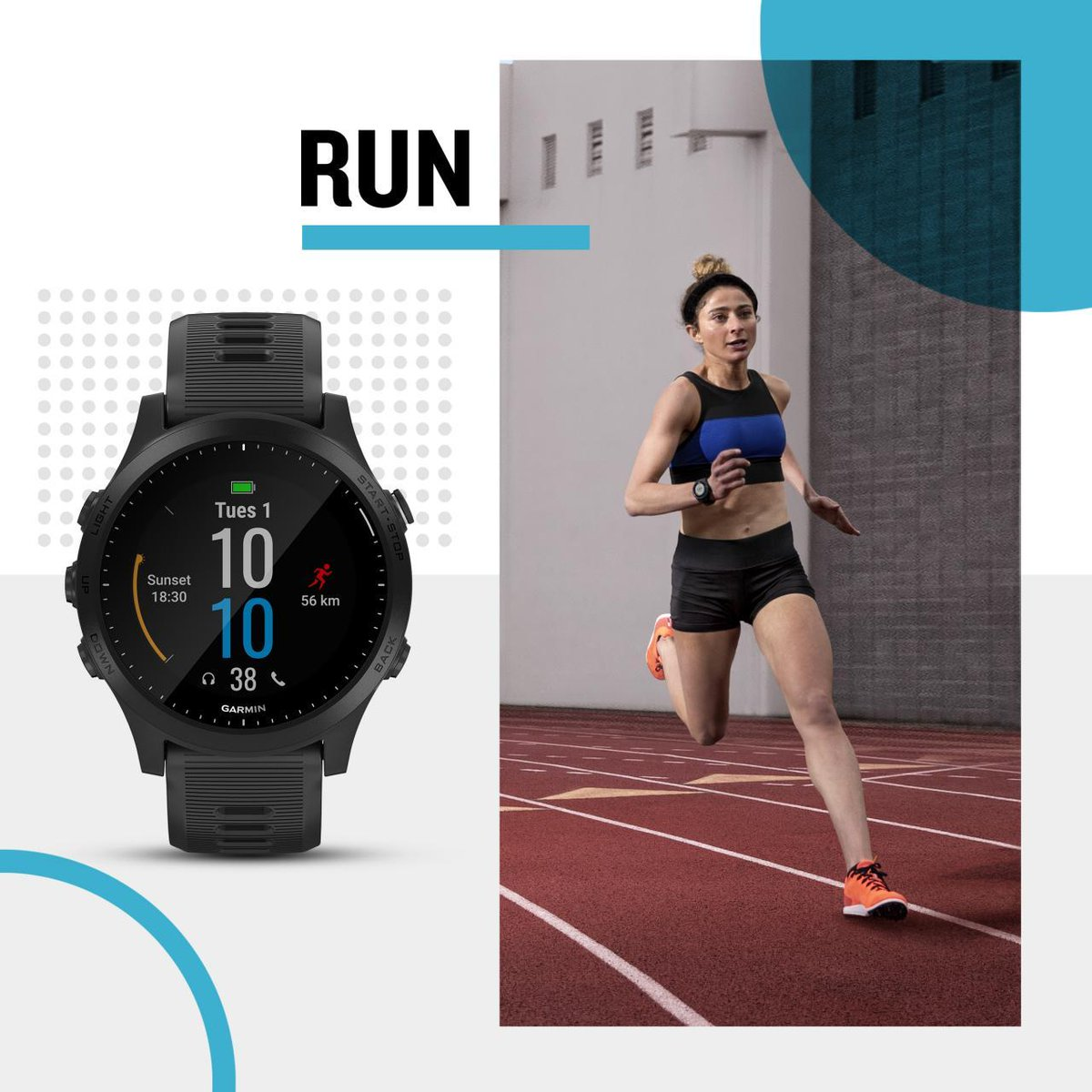 No two runners are the same, Forerunner 945 - The triathlon-friendly powerhouse , designed keeping in mind the best in class!  Featured Product Forerunner 945: https://t.co/7Z23zmhGu4   #LightToYourTraining #workout #fitness #RUN https://t.co/5ILoYtI4yB