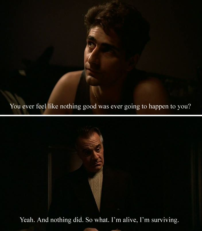 The Sopranos is the best show ever made <br>http://pic.twitter.com/DKQLUitWg6
