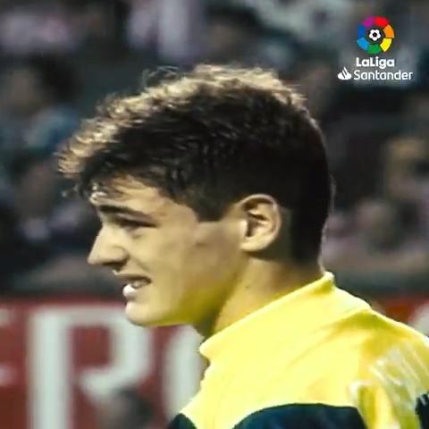 😇🤍🔙 La leyenda del Santo @IkerCasillas comenzó en San Mamés... #AthleticRealMadrid