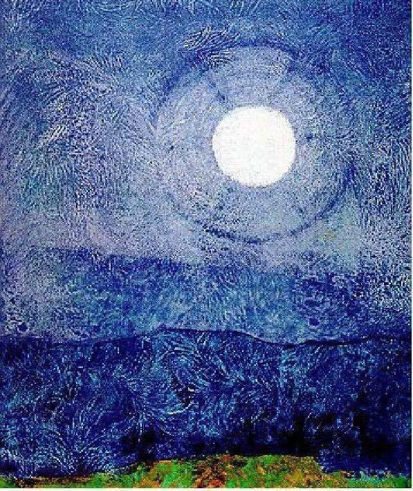 Max Ernst  Forest and Sun, 1931 #maxernst #dada #surrealism #german #blue #painting #fineart #arthistory #dailyart #art #artwork #oilpaintings #artoftheday #impressionism #postimpressionism  #artinfinitus #italy #museelouvre #england #paris #france #sun #SaturdayMorning #weekend https://t.co/IWuSxiEoQt
