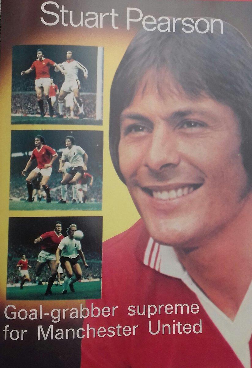 """🇾🇪 Stuart """" Pancho """" Pearson  - Topical Times 1977 🇾🇪 https://t.co/cZhmCCeYA5"""