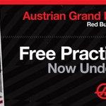 Image for the Tweet beginning: 3, 2, 1, GREEN!  #HaasF1 #AustrianGP