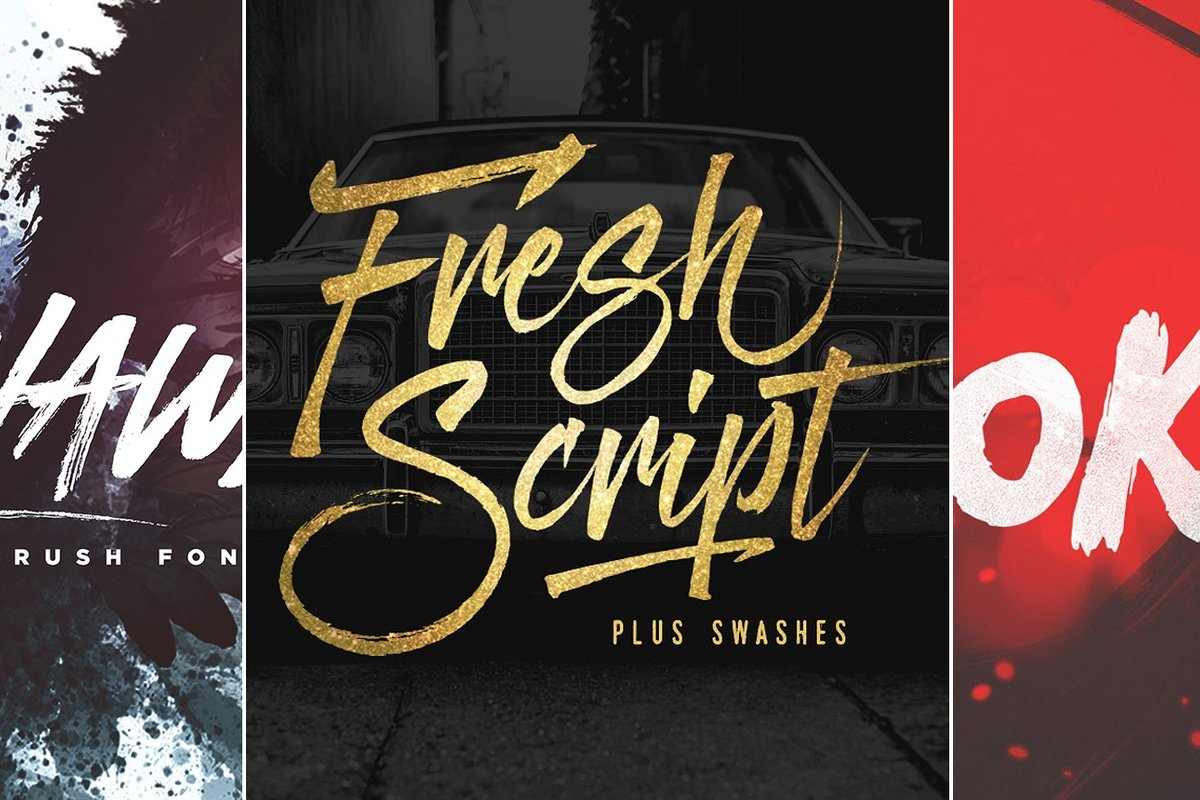 Want that street art cred?  'Get these 15 Gorgeous Graffiti #Fonts & Paint Effects.'  https://chief.ist/RBgA #graphicdesign #lettering pic.twitter.com/LsIrUQMgbj
