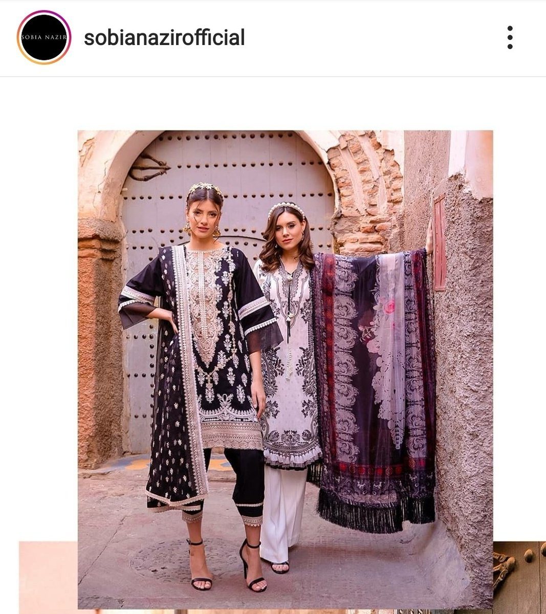 Like many Brit Pakistani young women, every summer I eagerly wait for the lawn campaigns to drop. The prints are bold & the competition is fierce.   But today as I scrolled through the images, in light of everything that's been happening recently, there was something really obv https://t.co/toRNyf8bQk